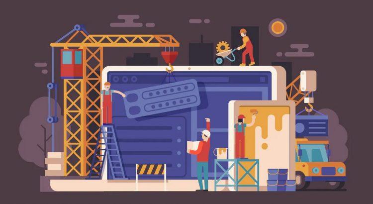 construction social marketing